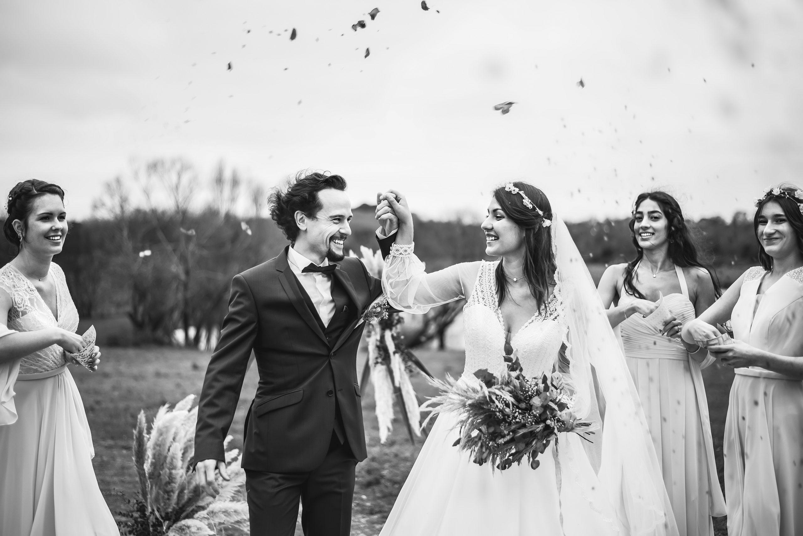Séance d'inspiration mariage au Manoir de Kerbot